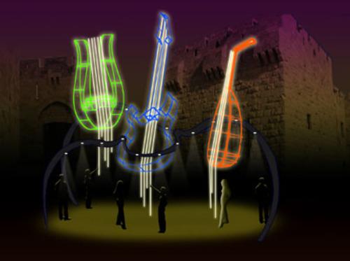 The Jerusalem Light Festival