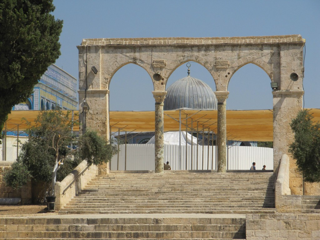 Ramparts Walk South – Audio Walking Tour in the Old City of Jerusalem