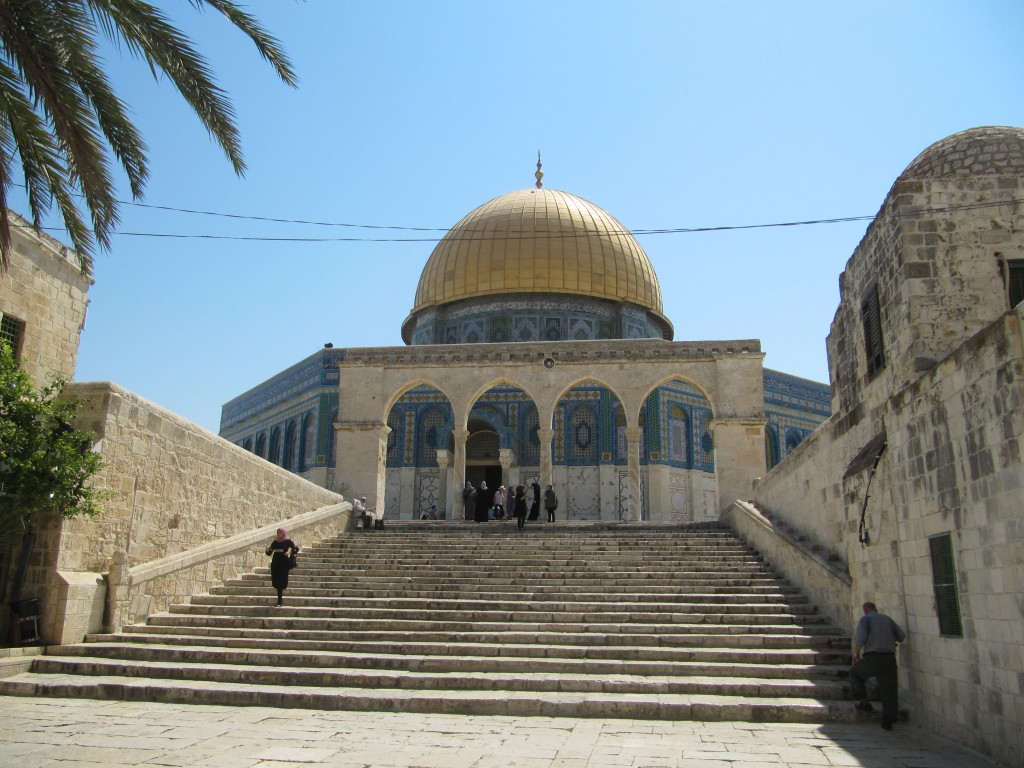 Marketplaces in the Old City – Audio Walking Tour in the Old City of Jerusalem