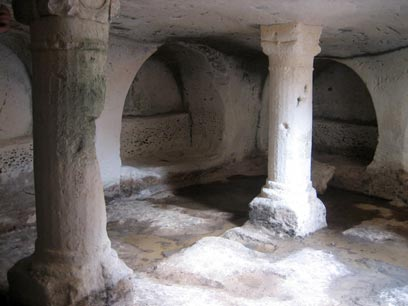 The Ancient Village of Itri, Judean Hills