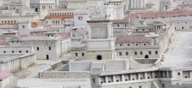Holyland Model of Second Temple Jerusalem