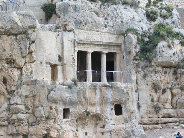 Tomb of the Sons of Hezir