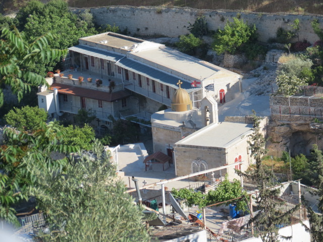 Convent of Akeldema