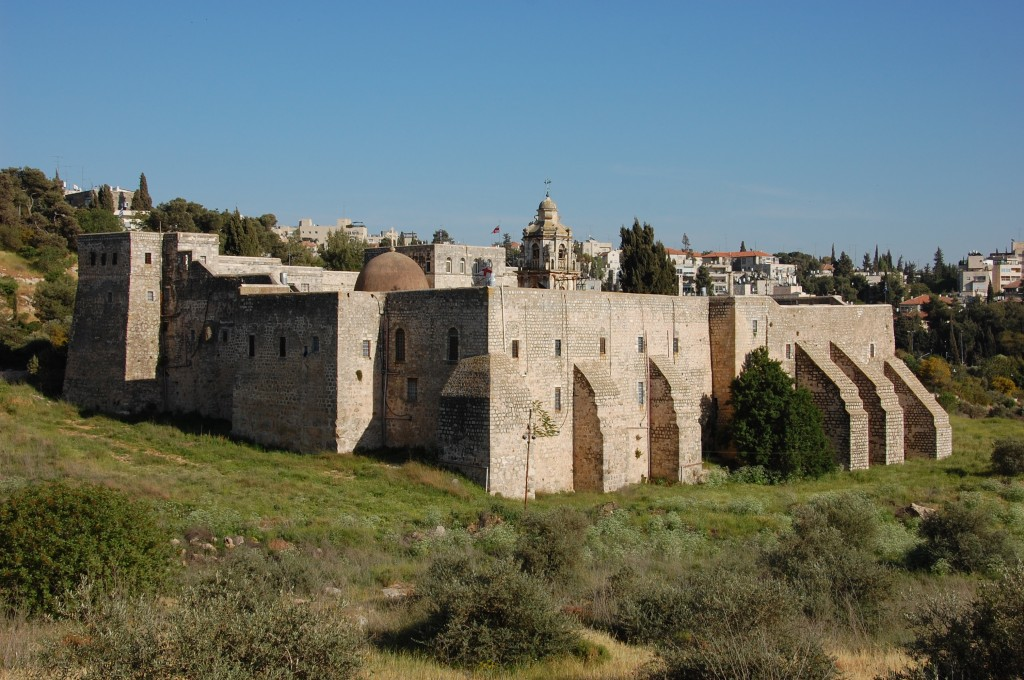 The Monastery of the Cross in Jerusalem