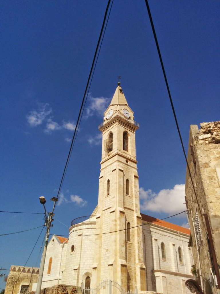 Clock Tower - The Hospice of St. Nicodemus and St. Joseph of Arimathea
