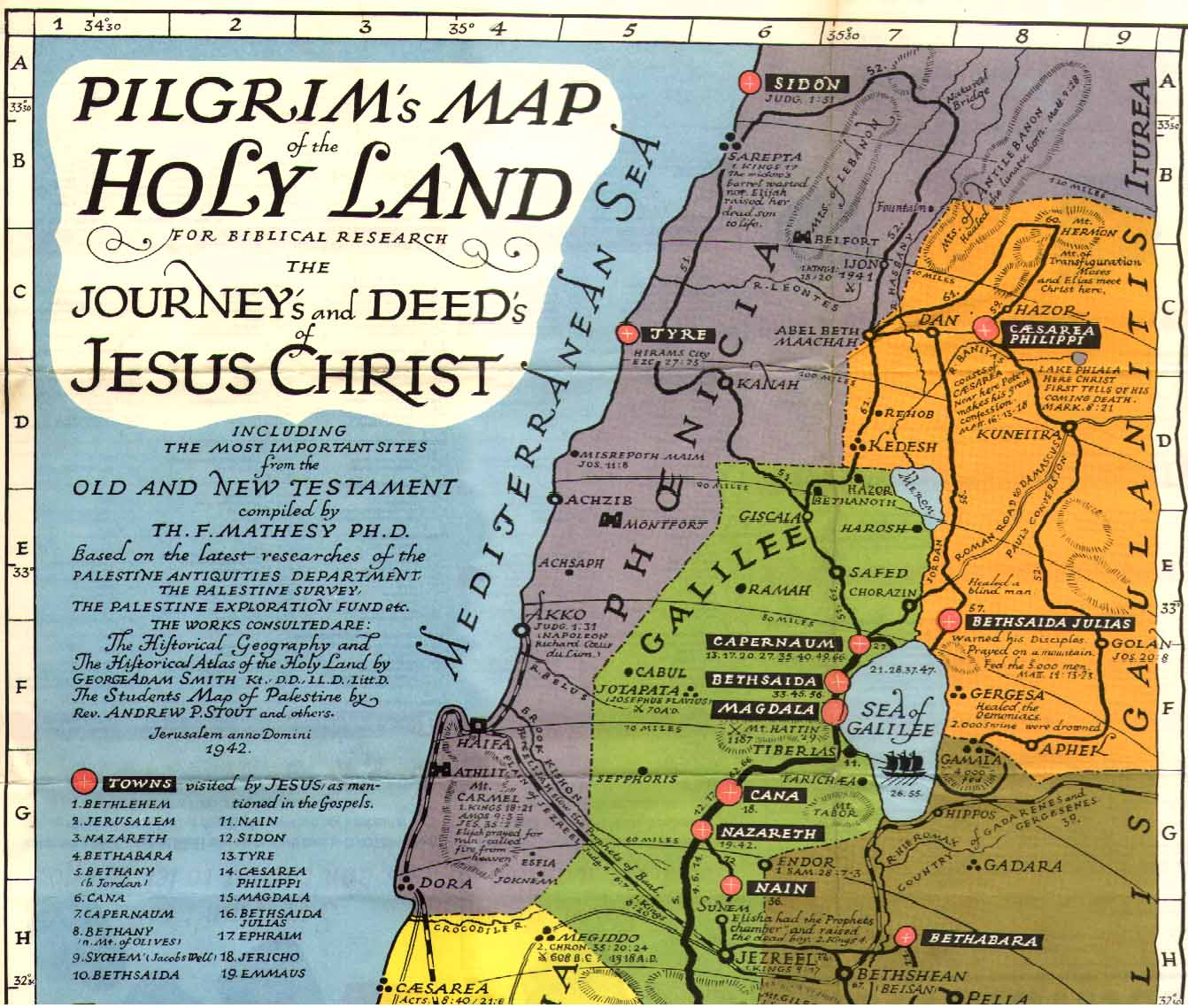 Israel Christian Tours - A List of Top Sites