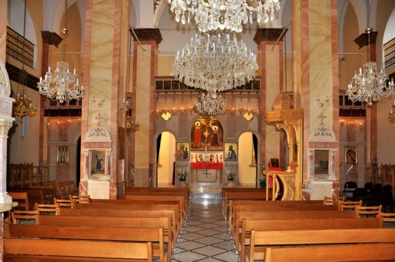 Greek Catholic Church adjacent to Synagogue Church