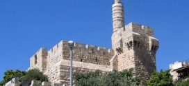 Fascinating excavations at Jerusalem's Tower of David
