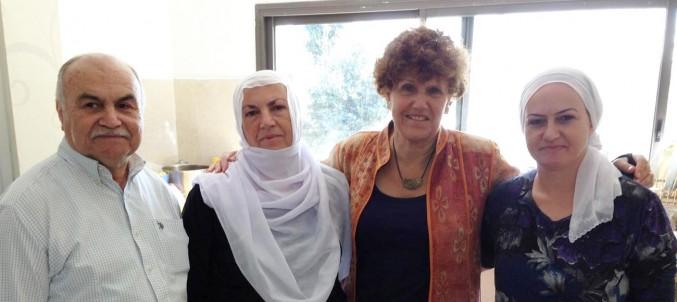 Visit a Druze family